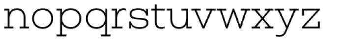 Vicky Regular Font LOWERCASE