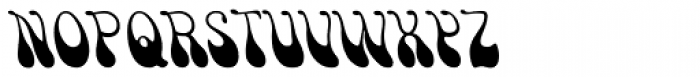 Victor Moscoso Font LOWERCASE