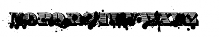 Victorian Monkey Font LOWERCASE