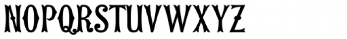 Victoriana Font UPPERCASE