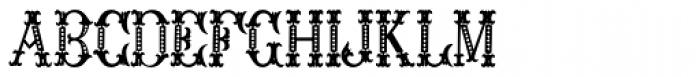 Victorio 2 Font UPPERCASE