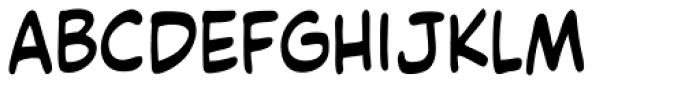 Victory Speech Lower Regular Font UPPERCASE