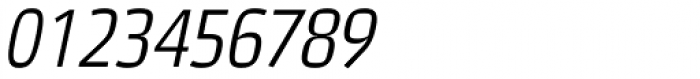 Vida 21 Pro Italic Font OTHER CHARS