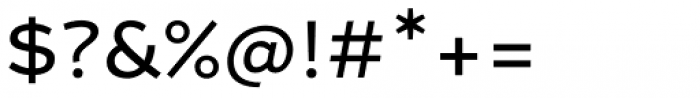 Vidal Regular Font OTHER CHARS