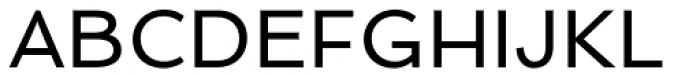 Vidal Regular Font UPPERCASE