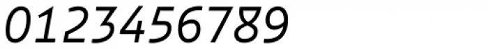Vidange Pro Light Italic Font OTHER CHARS