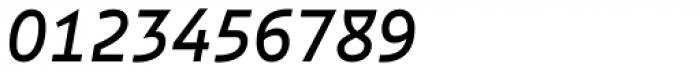 Vidange Pro Medium Italic Font OTHER CHARS