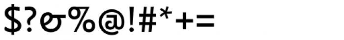 Vidange Pro Medium Font OTHER CHARS