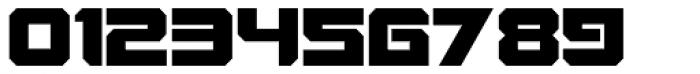 VideoTech Closed Plain Font OTHER CHARS