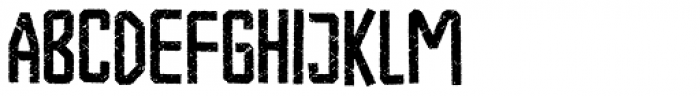 Videomax Regular Font UPPERCASE