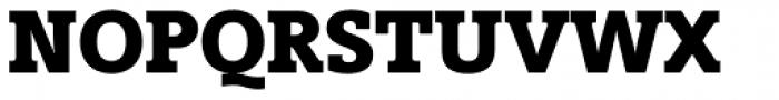 Vigor DT Bold 750 Font UPPERCASE