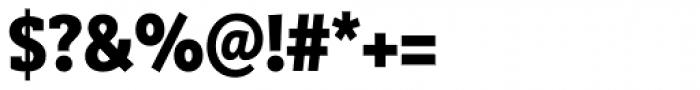 Vigor DT Condensed Bold 750 Font OTHER CHARS