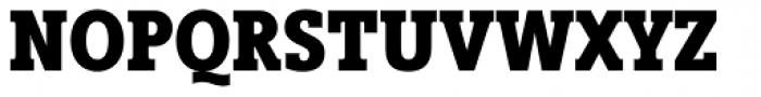 Vigor DT Condensed Bold 750 Font UPPERCASE