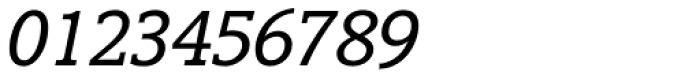 Vigor DT Italic 250 Font OTHER CHARS