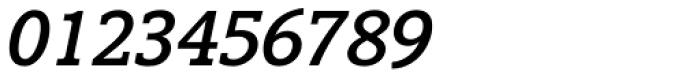 Vigor DT Medium Italic 375 Font OTHER CHARS
