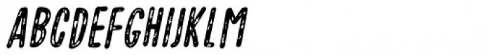 Vigtigper Italic Font LOWERCASE