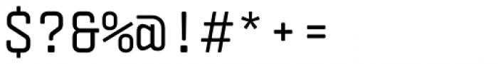 Vin Mono Pro Regular Font OTHER CHARS