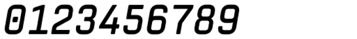 Vin Mono Pro Semi Bold Italic Font OTHER CHARS