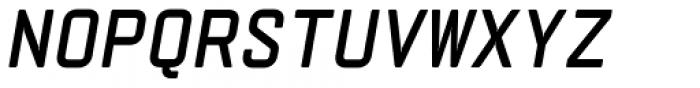 Vin Mono Pro Semi Bold Italic Font UPPERCASE