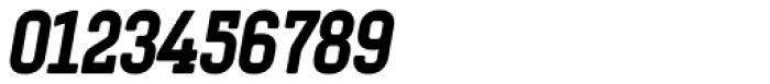 Vin Slab Pro Extra Bold Italic Font OTHER CHARS