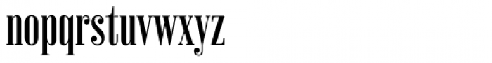 Vincente Bold Font LOWERCASE