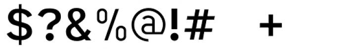 Vindex Font OTHER CHARS