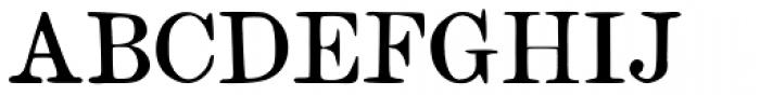 Vine Street 100 Font UPPERCASE