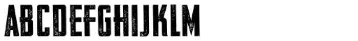 Vintage Fonts Collection VFC Fantomen Press Font LOWERCASE