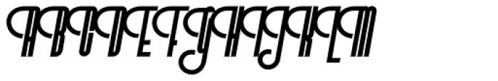 Vinyle Tall Font UPPERCASE