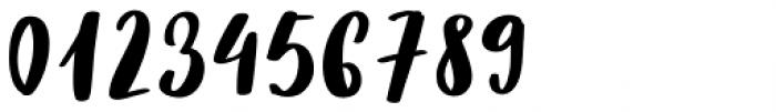 Violet Regular Font OTHER CHARS