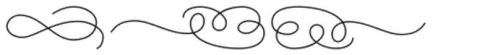 Virgin Ornamento Font UPPERCASE