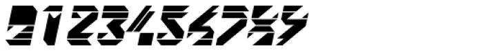 Visoko Black Italic Font OTHER CHARS