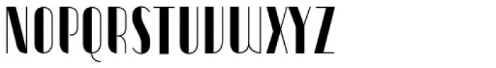 Vitacura Regular Font UPPERCASE