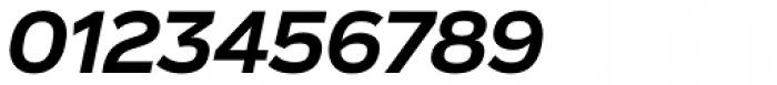 Vito Bold Italic Font OTHER CHARS