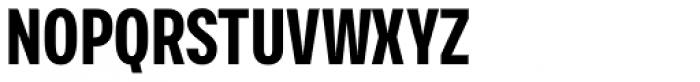 Vito Compressed Black Font UPPERCASE