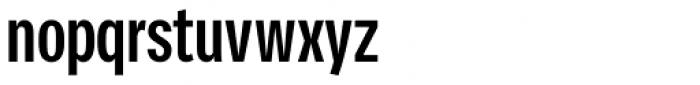 Vito Compressed Bold Font LOWERCASE