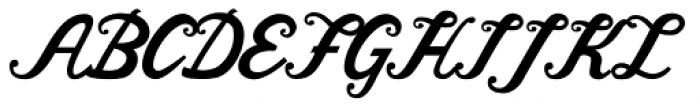 Vitrina Font UPPERCASE