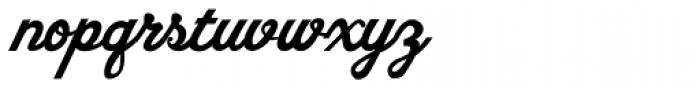 Vitrina Font LOWERCASE