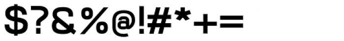 Vitro Bold Font OTHER CHARS