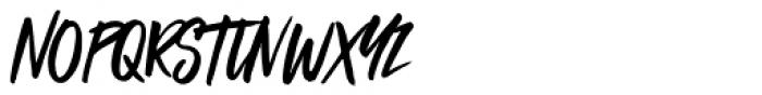 Viva Beautiful Pro E Font UPPERCASE