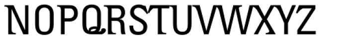 Vivacious Font UPPERCASE