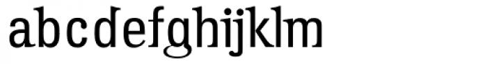 Vivacious Font LOWERCASE