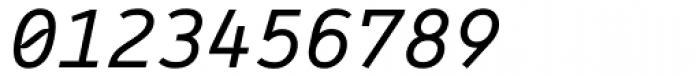 Vivala Code Italic Font OTHER CHARS