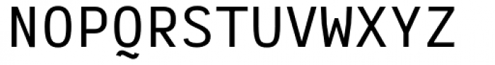 Vivala Code Regular Font UPPERCASE