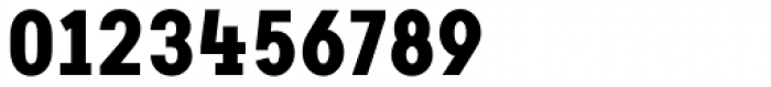 Vivala G Slab Bold Condensed Font OTHER CHARS