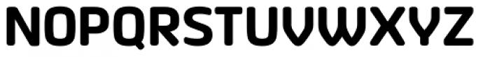 Vivala Sans Round Bold Font UPPERCASE