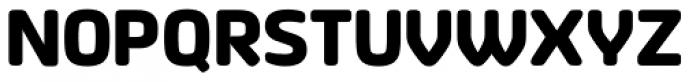 Vivala Sans Round ExtraBold Font UPPERCASE