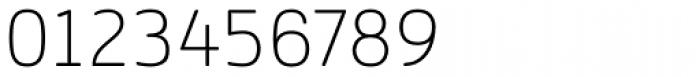 Vivala Sans Round ExtraLight Font OTHER CHARS