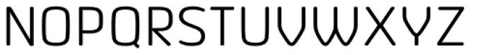 Vivala Sans Round Light Font UPPERCASE