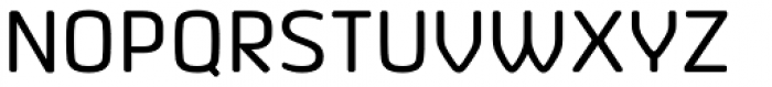Vivala Sans Round Normal Font UPPERCASE